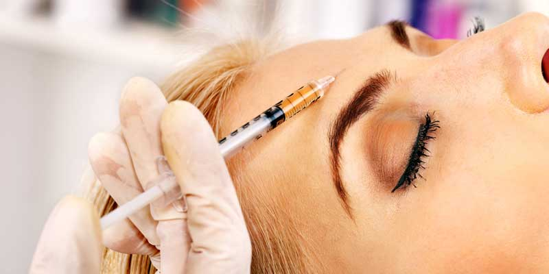 Santa Ana Botox and Fillers Cosmetic Procedure - Dr. Tavoussi